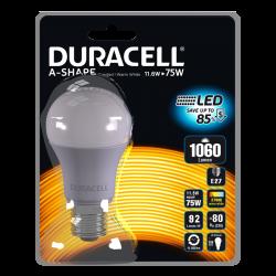 Bec LED Duracell glob, mat,...
