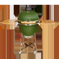 Gratar Ceramic Kamado 54 Verde